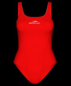 Купальник для плавания Pulse Red, полиамид, детский, 25Degrees