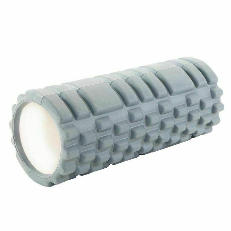 Валик для фитнеса «ТУБА», серый BRADEX SF 0335