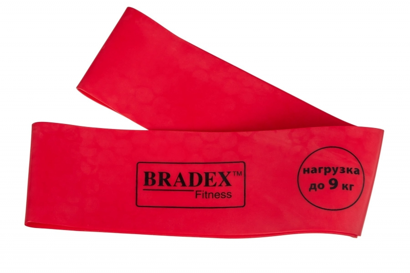 Эспандер-лента, нагрузка до 9 кг BRADEX SF 0343