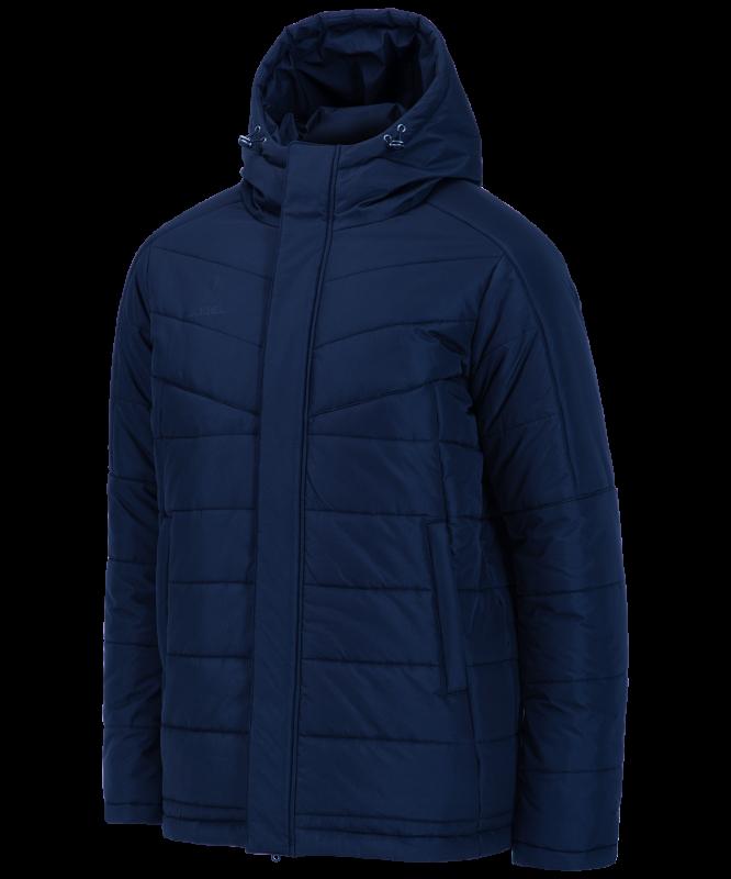 Куртка утепленная CAMP Padded Jacket, темно-синий, Jögel
