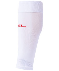 Гольфы футбольные JA-002, белый/красный, Jögel