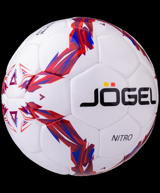 Мяч футбольный JS-710 Nitro №5, Jögel
