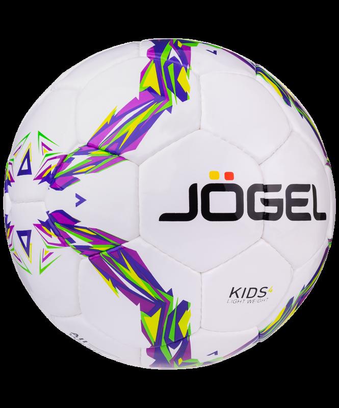 Мяч футбольный JS-510 Kids №4, Jögel