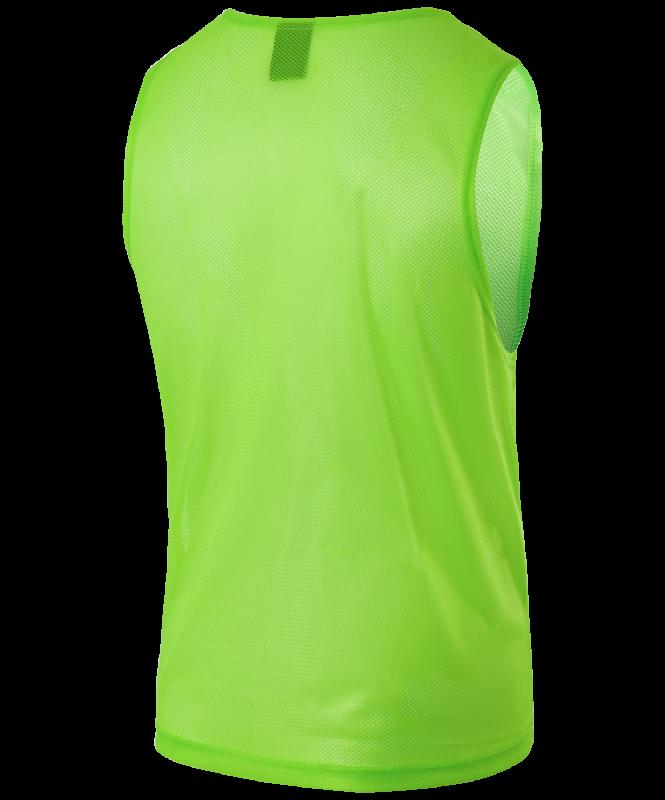 Манишка сетчатая Jögel Training Bib, детский, зеленый