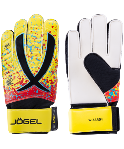 Перчатки вратарские ONE Wizard AL3 Flat, Jögel