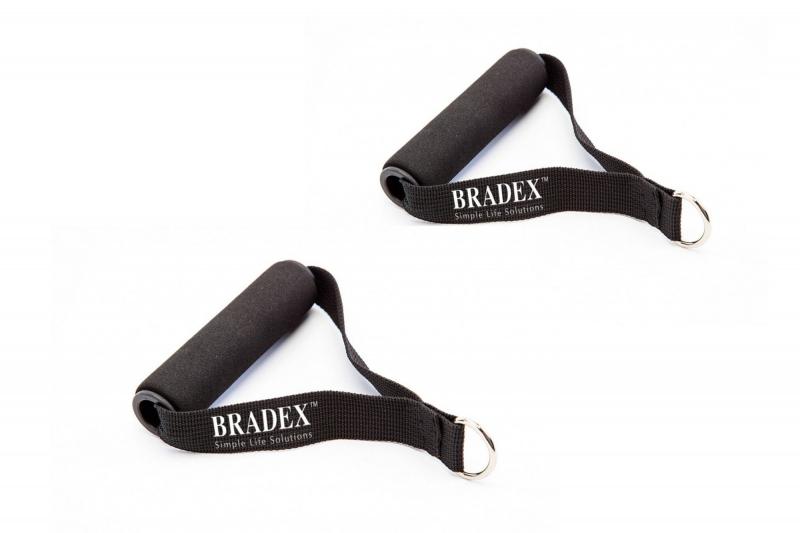 Ручка универсальная для эспандеров, 2 шт. BRADEX SF 0231