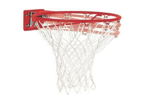 Баскетбольное кольцо Spalding Slam Jam (красное)
