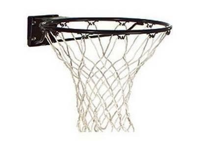 Баскетбольное кольцо Spalding Slam Jam (черное) Арт. 7801SCN