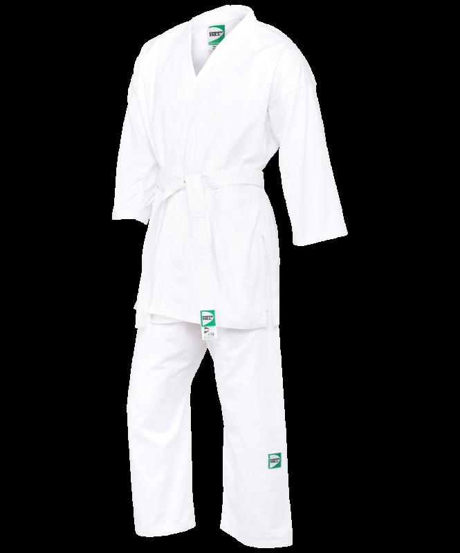 Кимоно для карате Start KSST-10354, белый, р.00/130, Green Hill