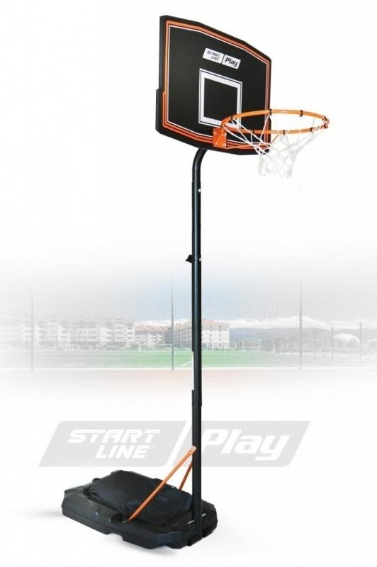 Мобильная баскетбольная стойка Startlin SLP Junior-080