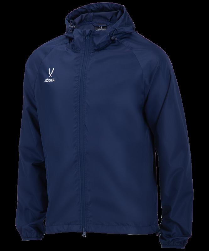 Куртка ветрозащитная детская CAMP Rain Jacket, темно-синий, Jögel