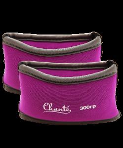 Утяжелители для художественной гимнастики Phenomen, 300 гр, фиолетовые, Chanté