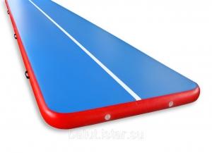 Надувная акробатическая дорожка, StarTrack, 12х2х0,21м