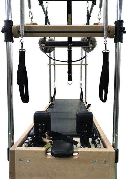 Комбинированный стол трапеция кадилак Pilates Plus (СТТ)