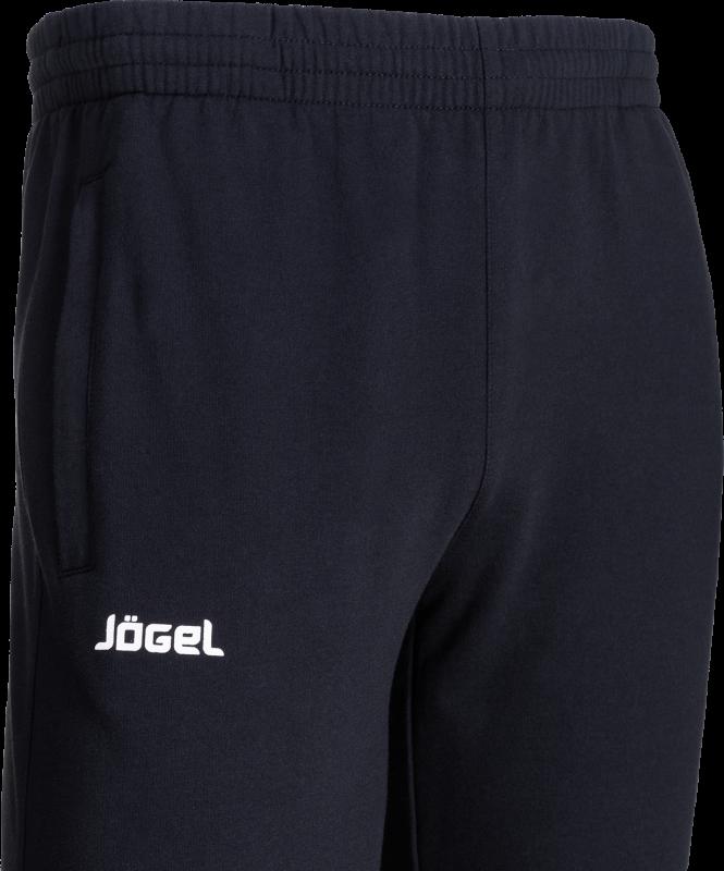 Тренировочный костюм JCS-4201-621, хлопок, черный/красный/белый, Jögel