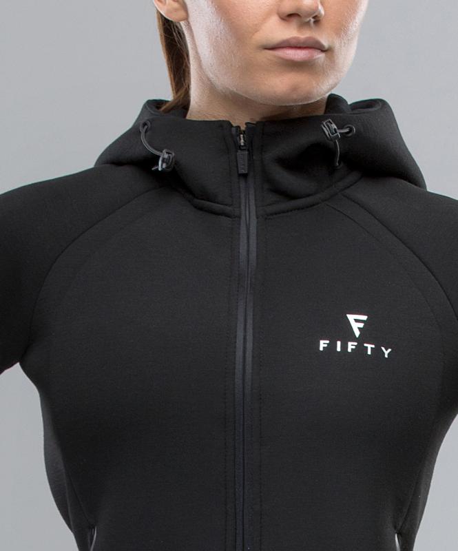 Женская спортивная толстовка Intense PRO FA-WJ-0101, черный, FIFTY