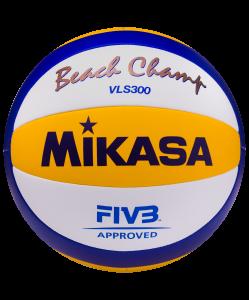 Мяч волейбольный VLS 300 FIVB Beach official ball, Mikasa