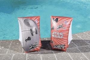 """Нарукавники для плавания """"Звёздные войны"""" Bestway 91210"""