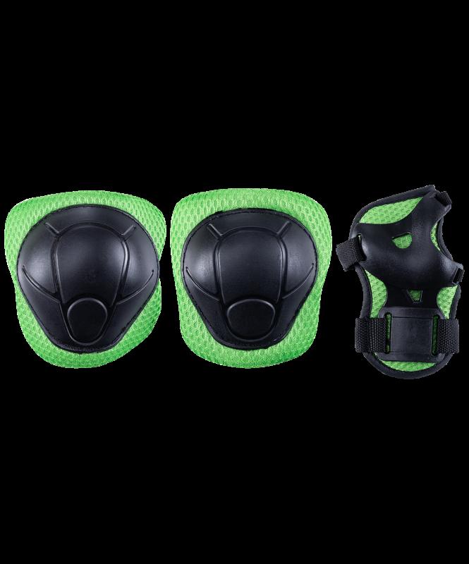 Комплект защиты Tot, зеленый, RIDEX