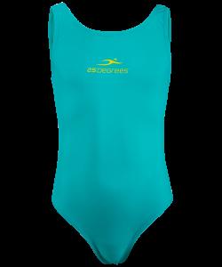 Купальник для плавания Bliss Green, полиамид, детский, 25Degrees