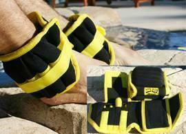 Отягощения для ног регулируемые Sprint Aquatics Aqua Power Ankle Weights 936