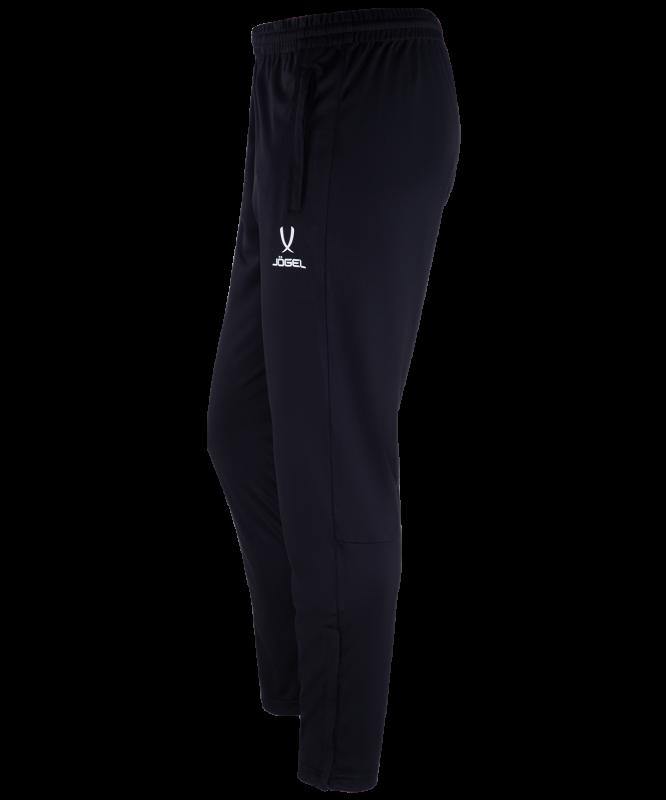 Брюки тренировочные CAMP Tapered Training  Pants, черный, Jögel