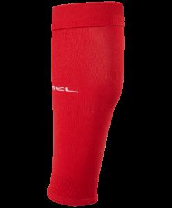 Гольфы футбольные JA-002, красный/белый, Jögel