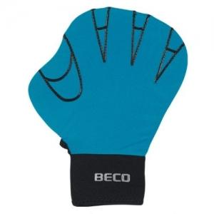 Перчатки для аквааэробики, неопреновые закрытые пальцы BECO Gloves