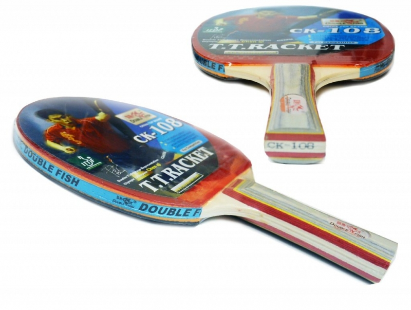 Ракетка для настольного тенниса START LINE DOUBLE FISH СК-108