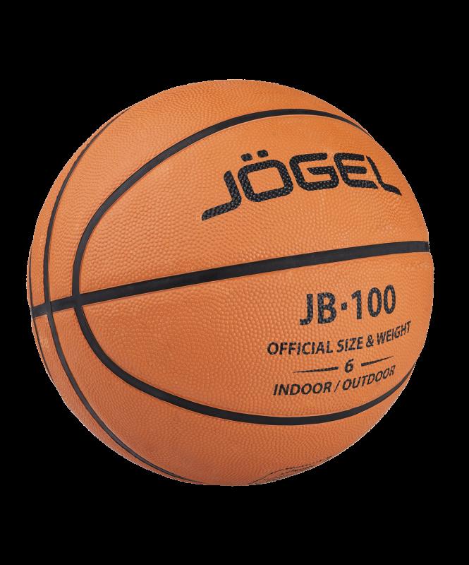 Мяч баскетбольный JB-100 (100/6-19) №6, Jögel