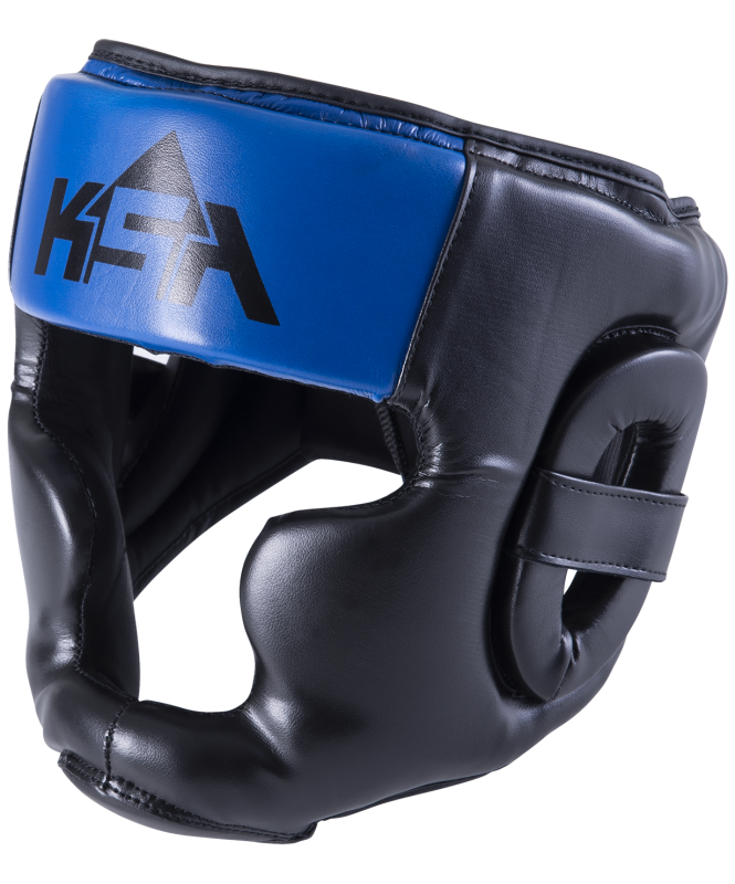 Шлем закрытый Skull Blue, S, KSA
