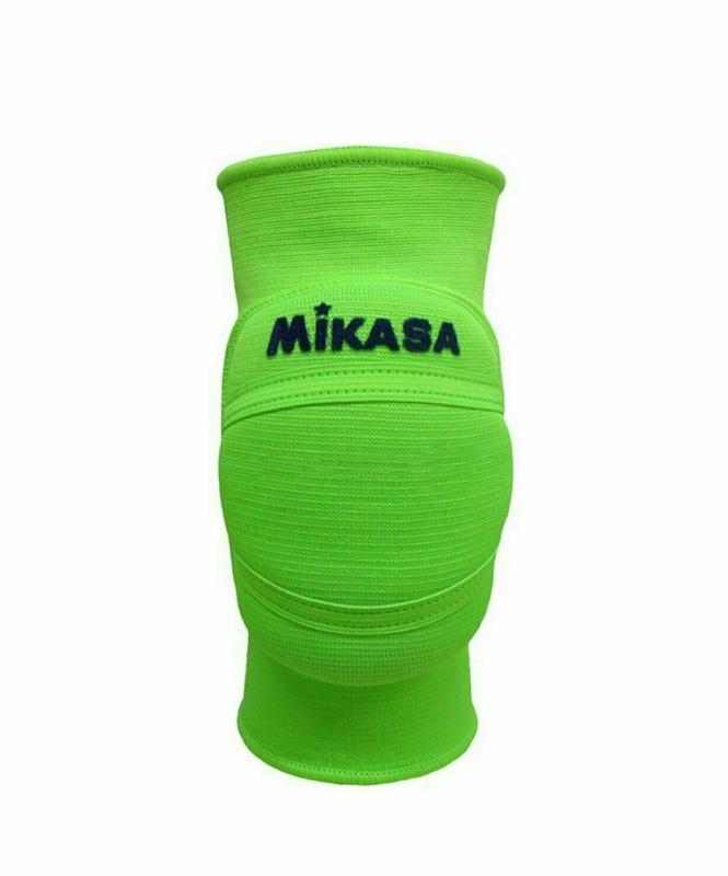 Наколенники волейбольные MT8 PREMIER, зеленый, Mikasa