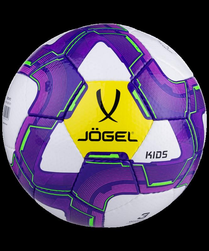 Мяч футбольный Kids №3, Jögel