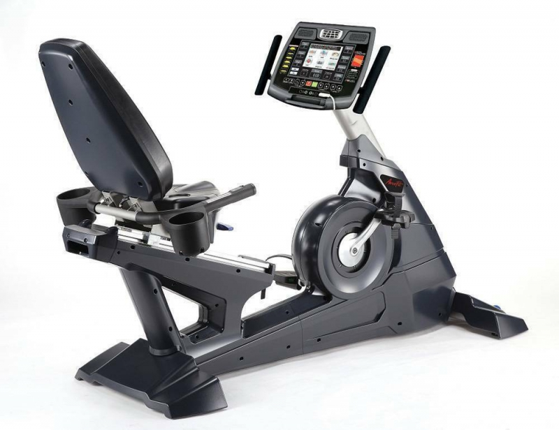 Горизонтальный велотренажер AeroFit 9900R 10LCD