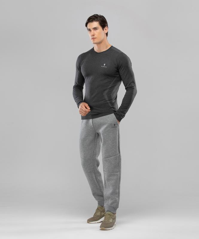 Мужские спортивные брюки Balance FA-MP-0102, серый, FIFTY