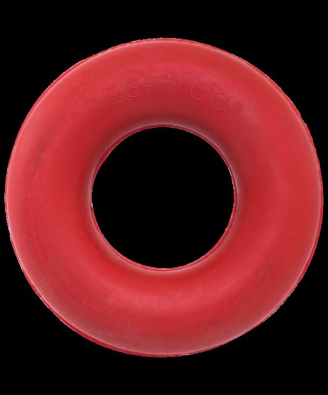 Эспандер кистевой Кольцо, 20 кг, красный, Colton