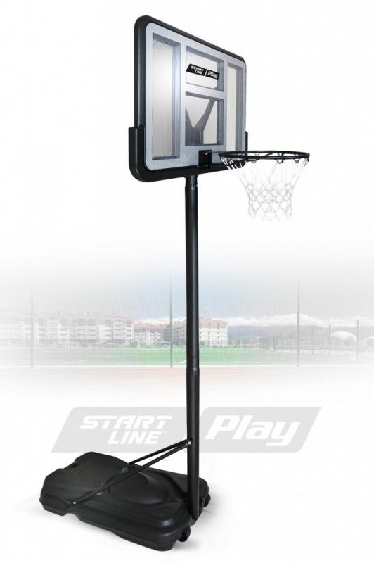 Мобильная баскетбольная стойка Startlin SLP Standard-020