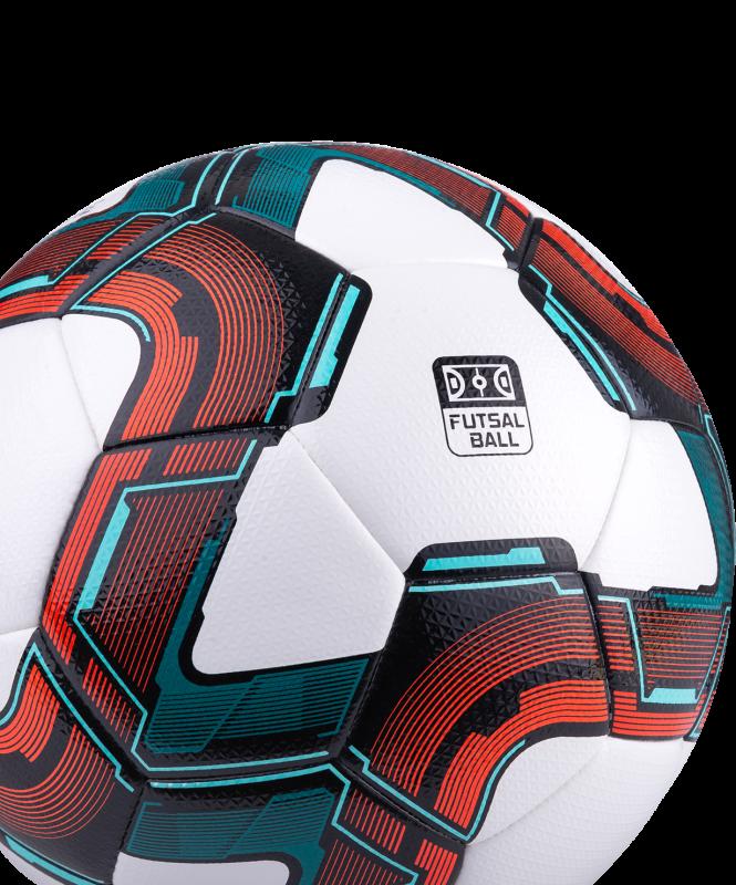 Мяч футзальный Inspire №4, белый (BC20), Jögel