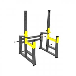 Стойка для приседания и жима с ограничителями (Squat Rack) DHZ FITNESS A-3150