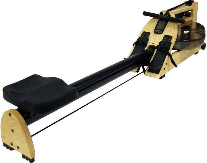 Гребной тренажер Water Rower A1 с дисплеем серии Home