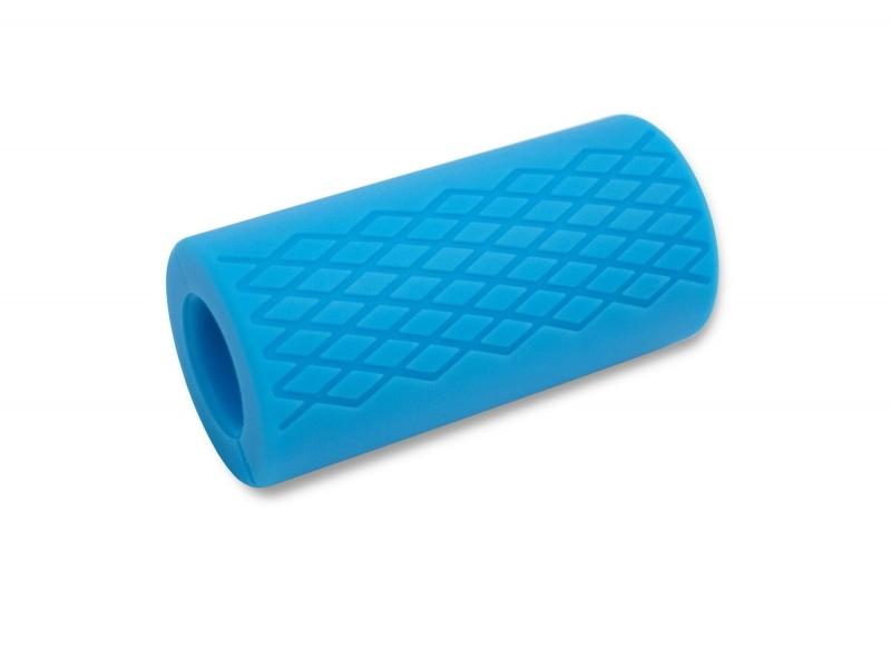 Расширитель хвата 9,8 см синий Original FitTools FT-GRIP-98-SKY