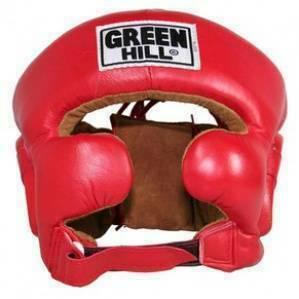 Шлем боксерский GREEN HILL DEFENCE HGD-4026 черный