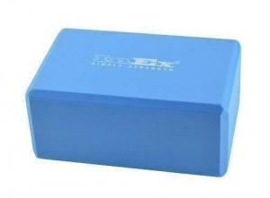 """Блок для йоги Foam Block  4"""" (10х15х23 см.) INEX IN/YB4"""