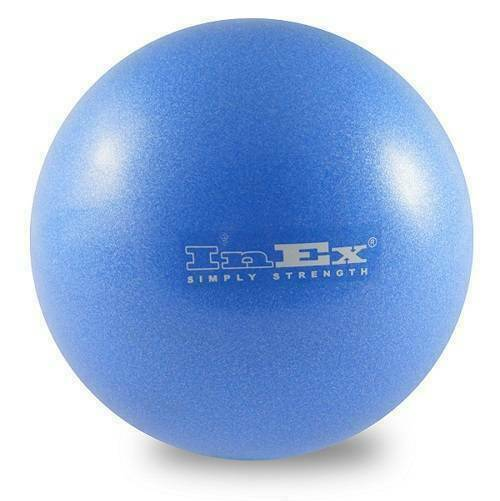 Пилатес-мяч INEX Pilates Foam Ball, диаметр 19/25 см IN/PFB