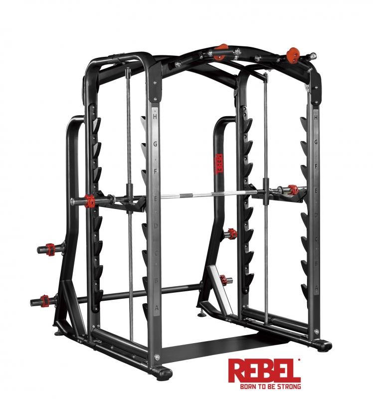 Тренажер Машина Смита REBEL 3D R3DS01