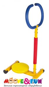 Детский твистер с ручкой Moove&Fun SH-11
