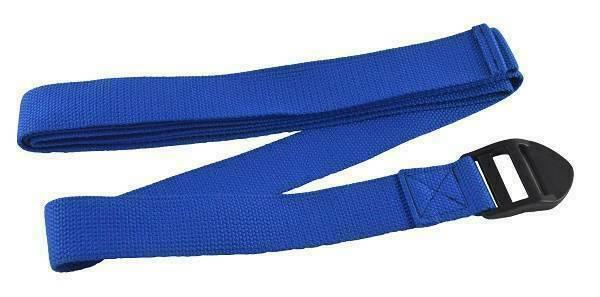 Ремень для йоги Yoga Belt 6' (длина 180 см.) INEX IN/YS6