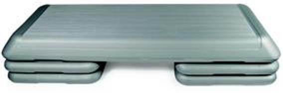 Степ-платформа AEROBIC STEP InEx(без резинового покрытия)