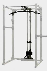 Верхняя тяга с весовым стеком 95 кг для силовой рамы Body-Solid GPR82 GLA80S