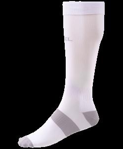 Гетры футбольные Essential JA-006, белый/серый, Jögel